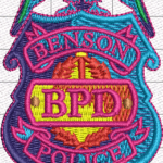 Benson Police Badge