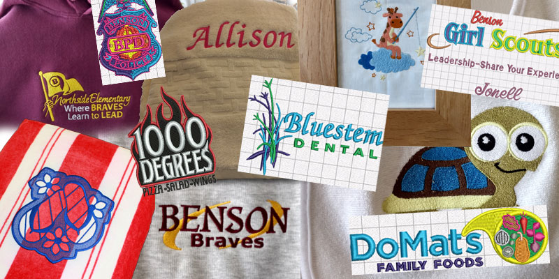 ADD ON Custom Embroidery